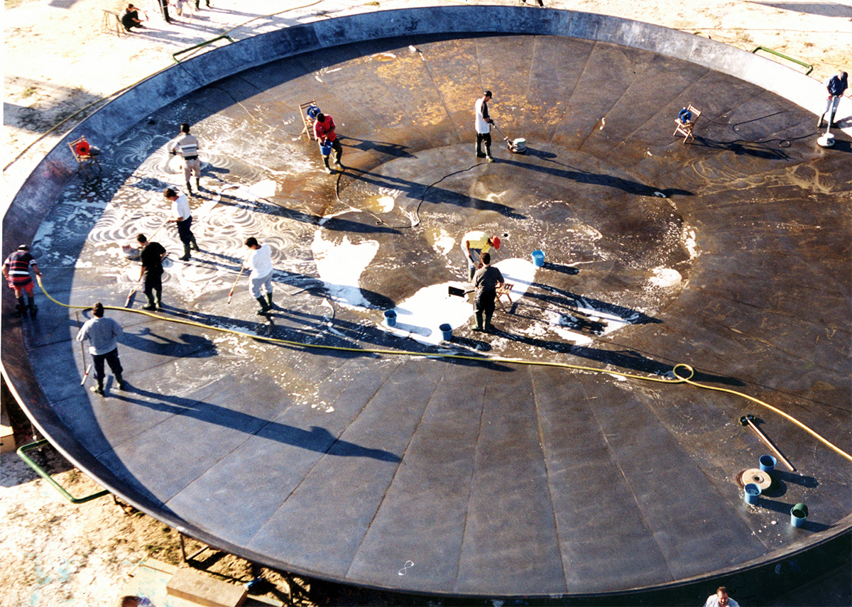 Galbis Paellas Gigantes Record Guiness