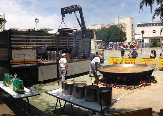 Paellas Gigantes Valencia Galbis