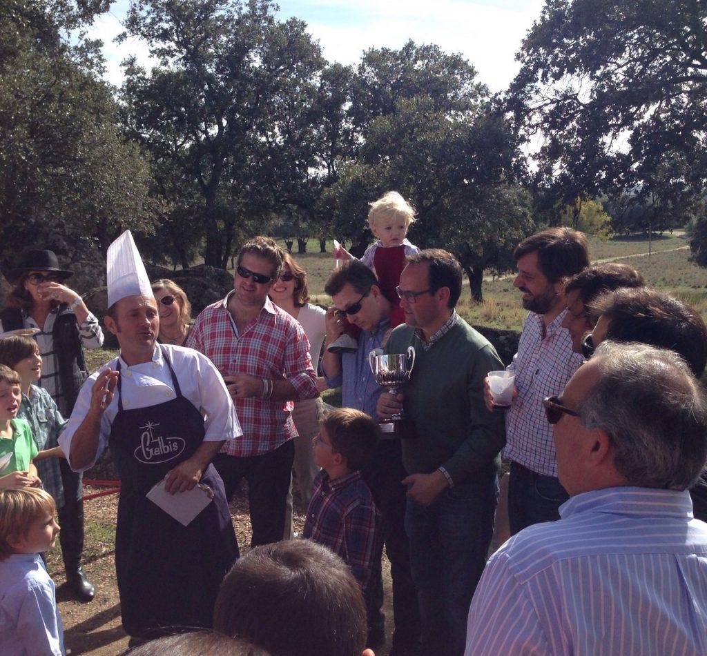 Team building para empresas concurso paellas
