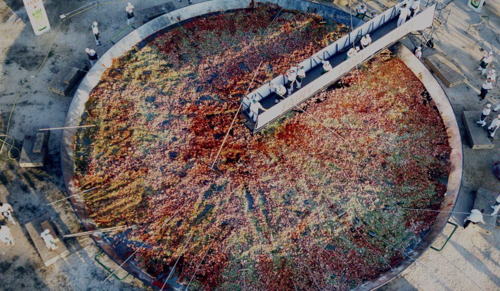 Record Guiness Paellas Gigantes Galbis