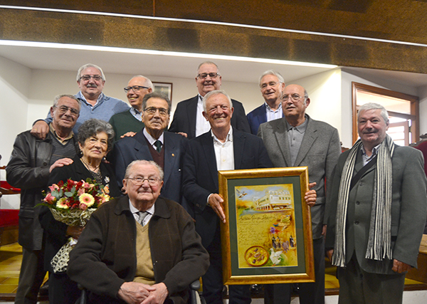 Antonio Galbis Entrega Premio Amigos L'Alcúdia