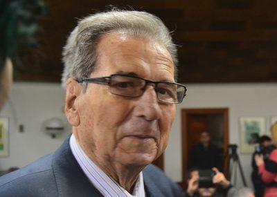 Fundador Antonio Galbis Paellas Gigantes Valencia Reconocimiento hijo adoptivo