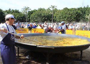 Paellas Gigantes Valencia