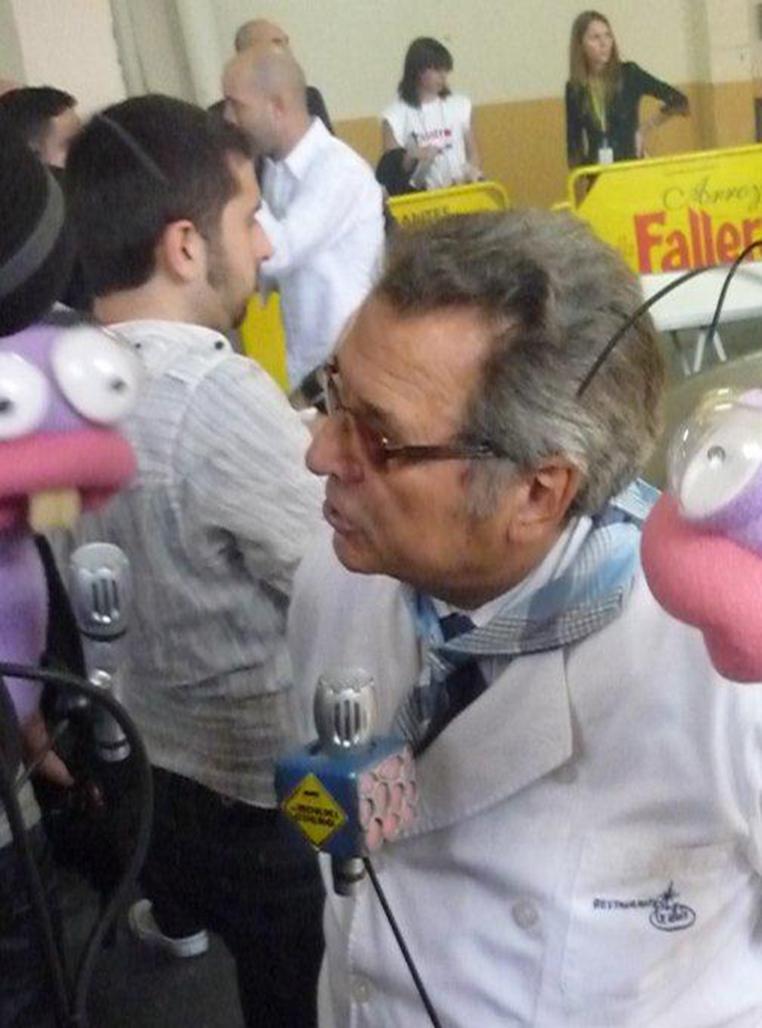 El Hormigero Antonio Galbis