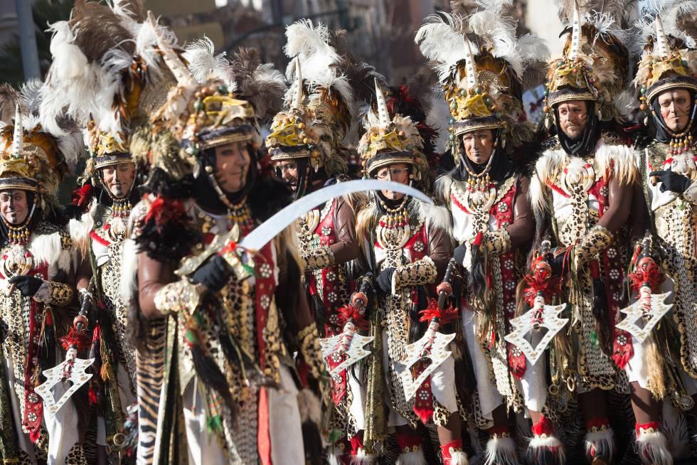 Paellas Gigantes para Festividad Moros y Cristianos