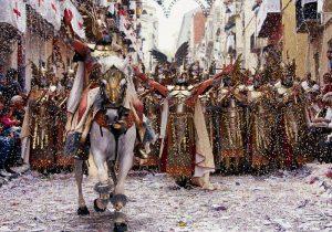 Paellas Gigantes para Fiestas Moros y Cristianos