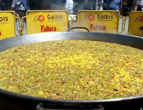 Paella Gigante de Auténtica Paella Valenciana