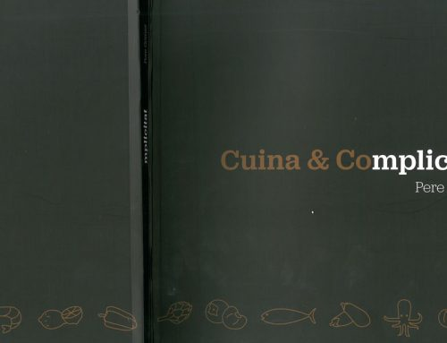 Galbis participa en el libro Cuina i Complicitat del Restaurante L'Oncle Pere de L'Alcúdia
